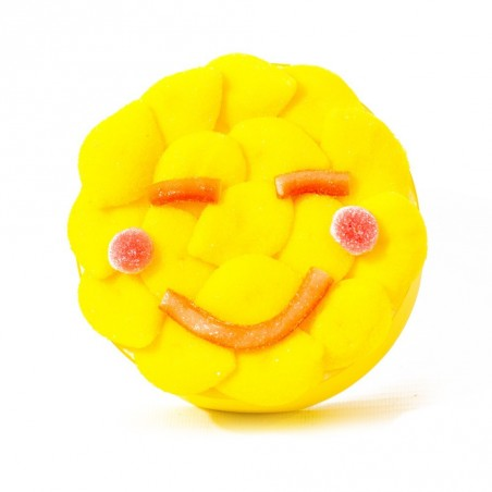 Gateau bonbons - Smiley Happy