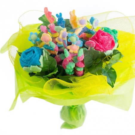Bouquet de Bonbon Acidulé