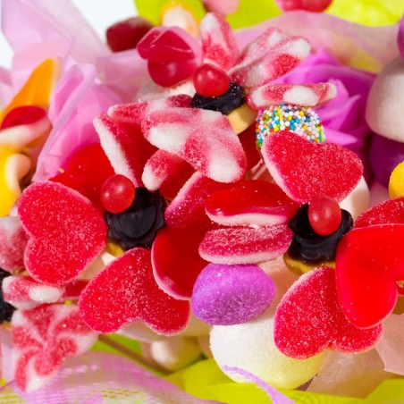 bouquet de bonbon sugar love